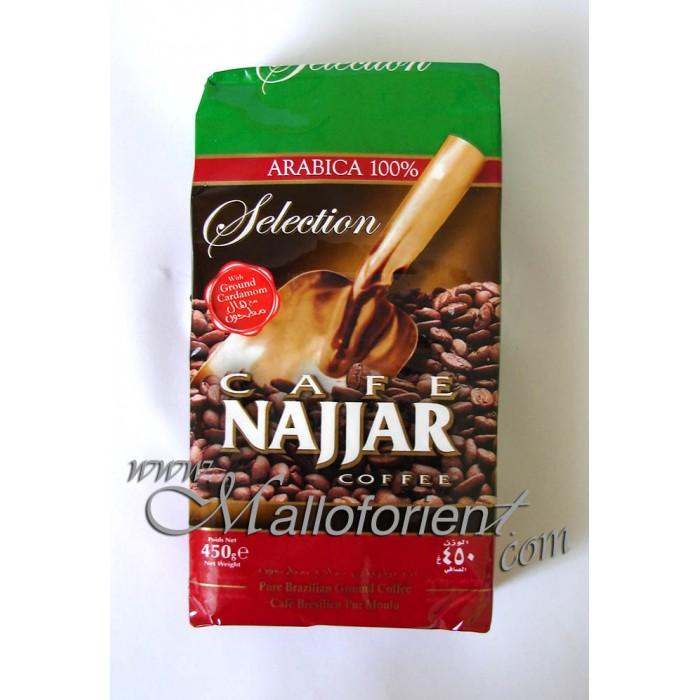 КАФЕ АРАБСКО Najjar /арабика и кардамон/