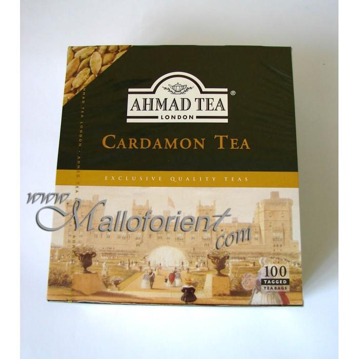 Цейлонски  чай - AHMAD С КАРДАМОН - 500 гр