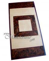 Табла от орехово дърво- дънер и явор